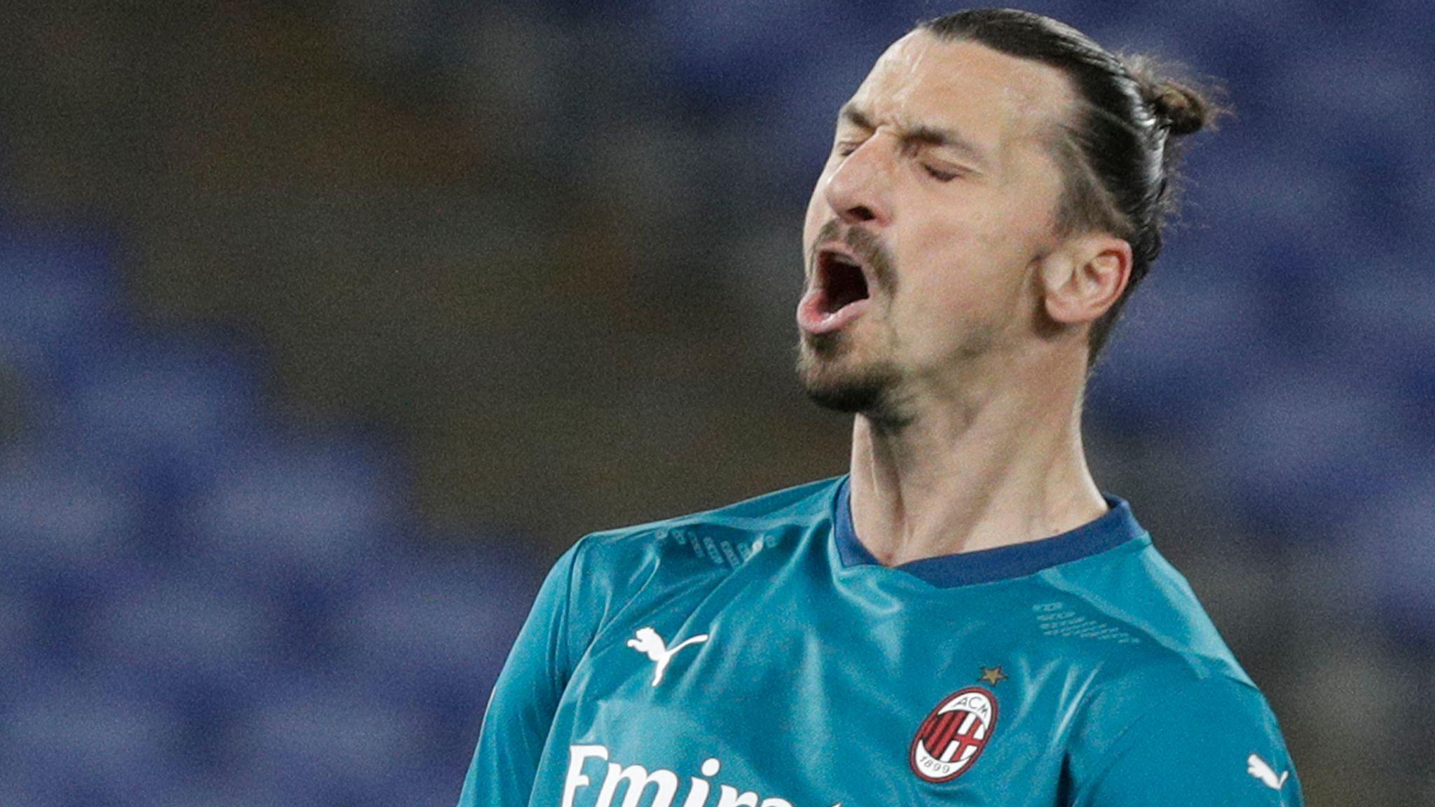 Zlatan Ibrahimovic có thể bỏ lỡ cuộc đụng độ Manchester United tại Europa League do chấn thương