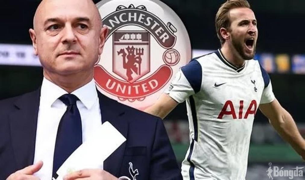 """Bít đường đến Man City, Harry Kane """"nổi điên"""" với chủ tịch Tottenham"""