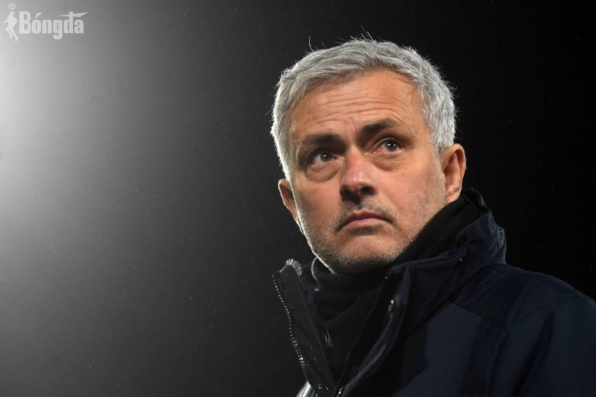 Nổi bật Serie A 20/21:  HLV Mourinho dẫn dắt AS Roma sau khi bị Tottenham sa thải