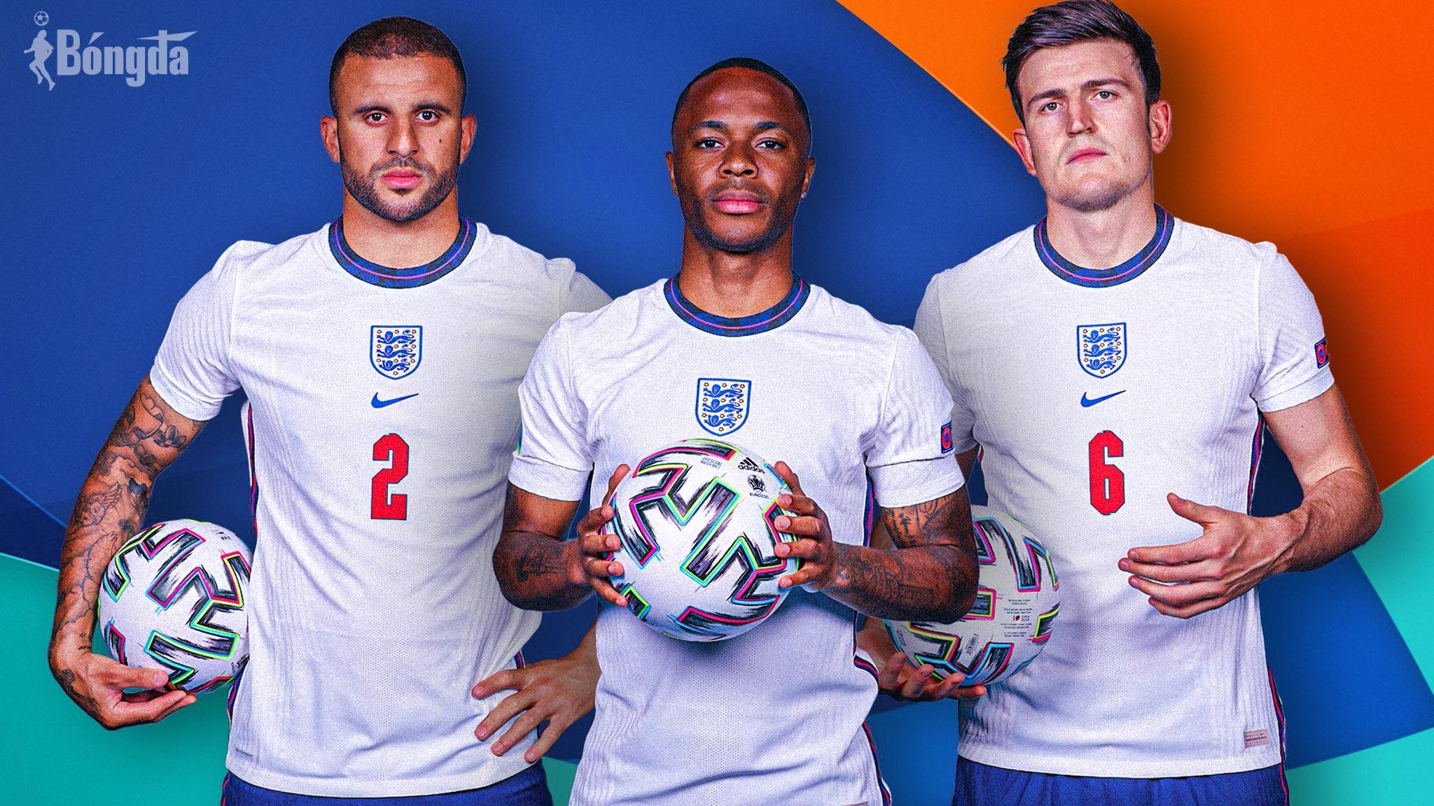 Đội hình tiêu biểu EURO 2020: Sterling, Jorginho và Maguire góp mặt, còn Ronaldo?