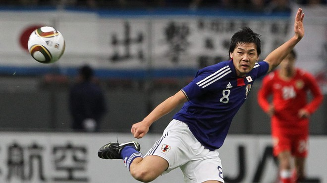 """Sài Gòn FC thông báo đã tậu """"lão tướng"""" tuyển thủ Quốc gia Nhật Bản"""