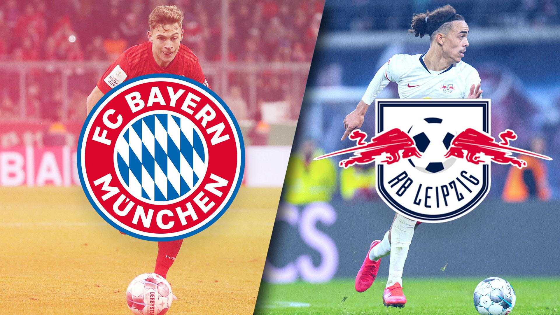 Bayern Munich bị RB Leipzig cầm hòa 3-3 tại Allianz Arena