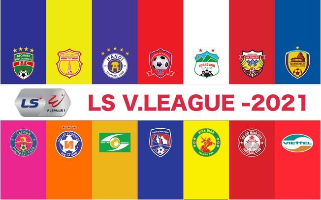Lịch thi đấu Vòng 5 V-League 2021