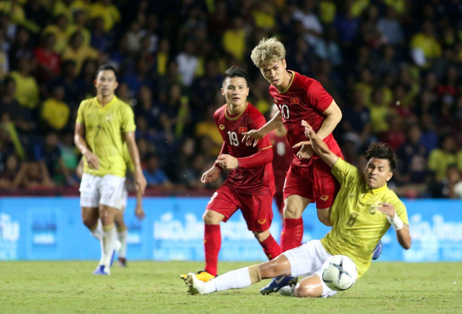 AFC chốt lịch thi đấu của ĐTQG Việt Nam tại vòng loại World Cup 2022