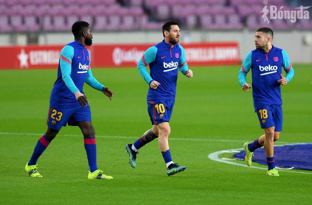 Ba cầu thủ từ chối giảm lương, Barcelona bất lực trong việc ký hợp đồng mới với Messi