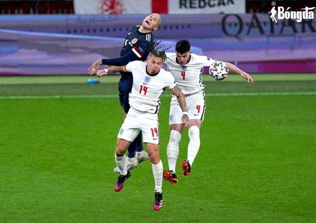 EURO 2020: Đội hình xuất phát của tuyển Anh trước Đan Mạch