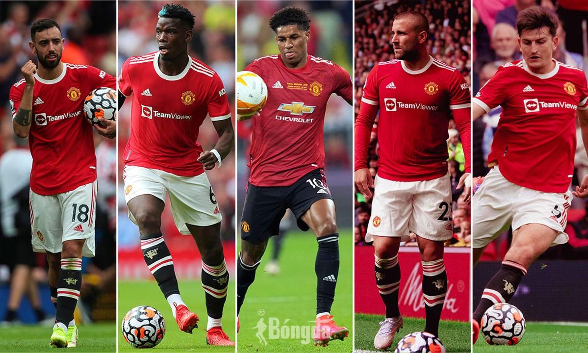 Man Utd thưởng lớn cho 4 công thần, quyết giữ chân Pogba tại Old Trafford