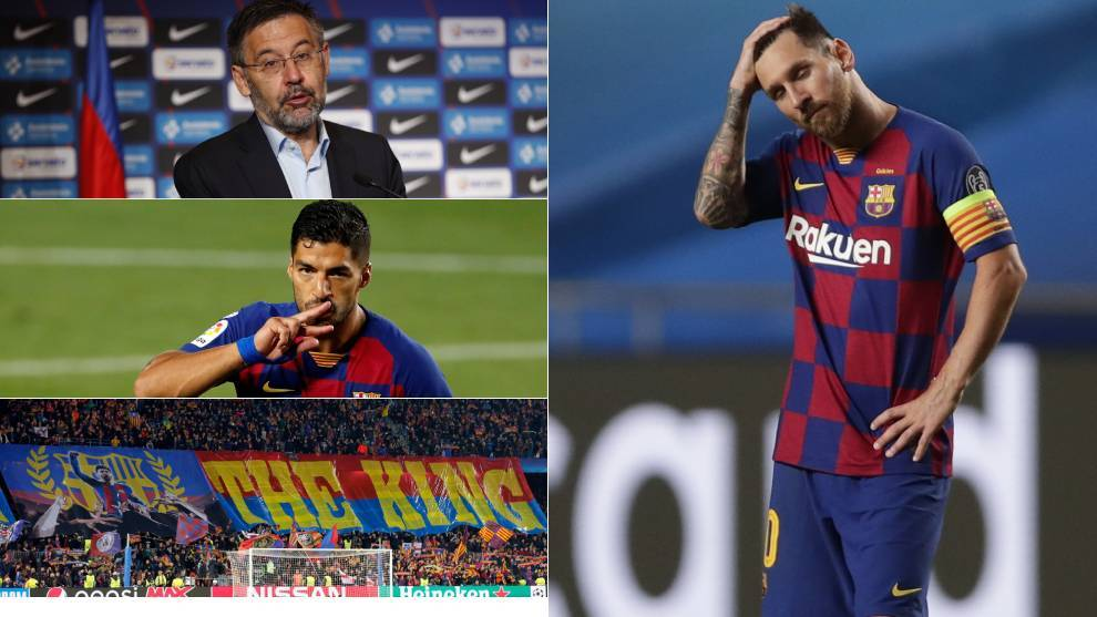 5 điều kiện nếu Barca muốn giữ chân Messi