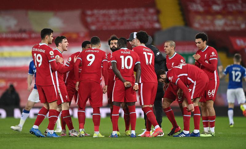 Liverpool không có thêm bất kỳ áp lực nào dù kết thúc ở Top 4
