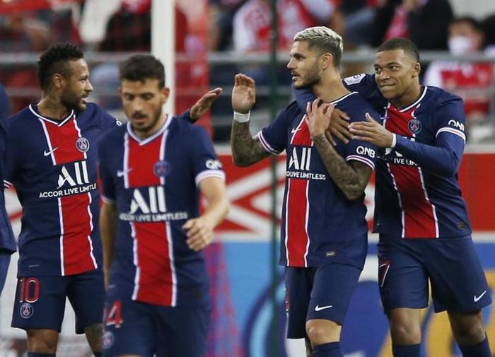 PSG lấy lại phong độ, thắng Reims 2-0