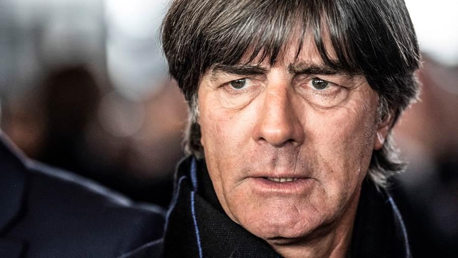 Liên đoàn bóng đá Đức xác nhận Joachim Low sẽ tiếp tục dẫn dắt Đội tuyển Đức