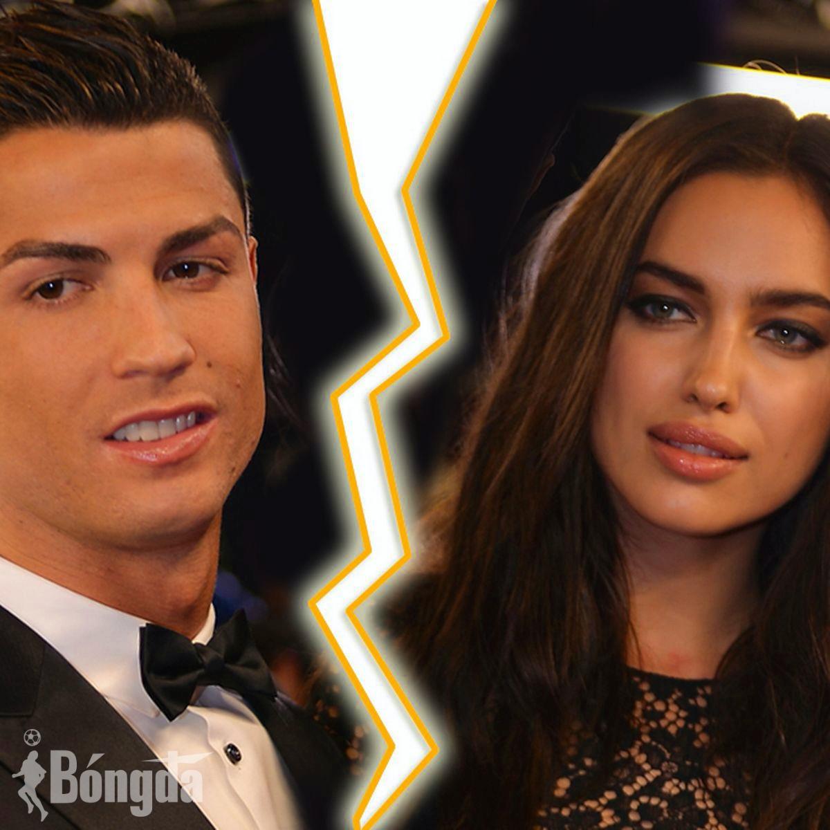 Sự thật đằng sau cuộc chia tay tốn nhiều giấy mực giữa Cristiano Ronaldo và Irina Shayk