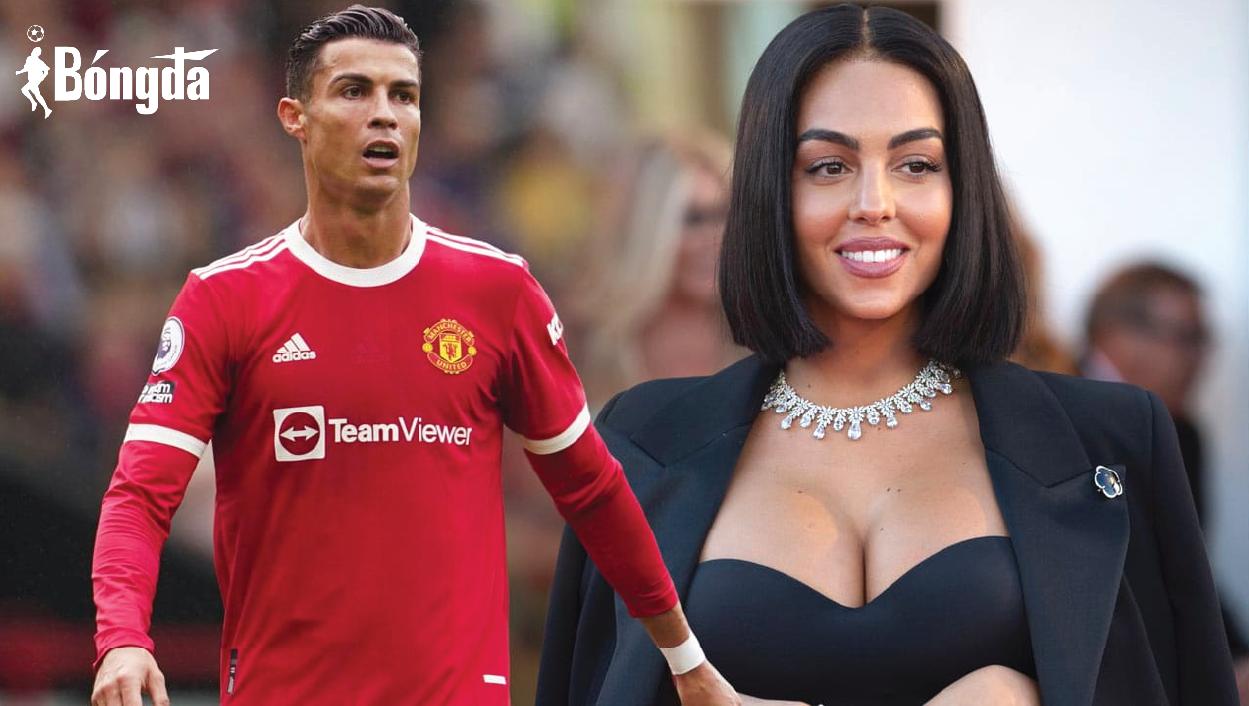Vừa tậu siêu xe 300 tỷ, Ronaldo chi tiền khủng mua quà tặng bạn gái Georgina
