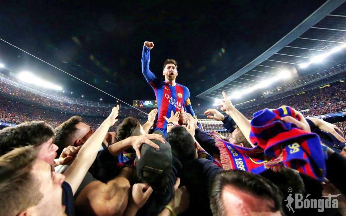 HOT: PSG quyết tâm từ bỏ thương vụ mang tên Lionel Messi?