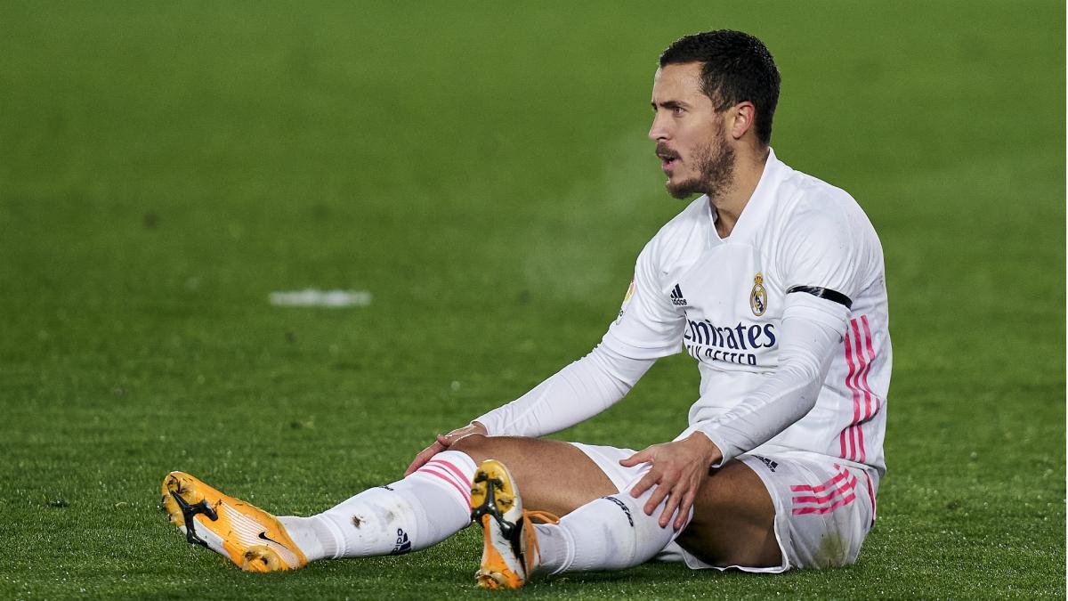 Real Madrid vs Liverpool: Hazard tiếp tục vắng mặt