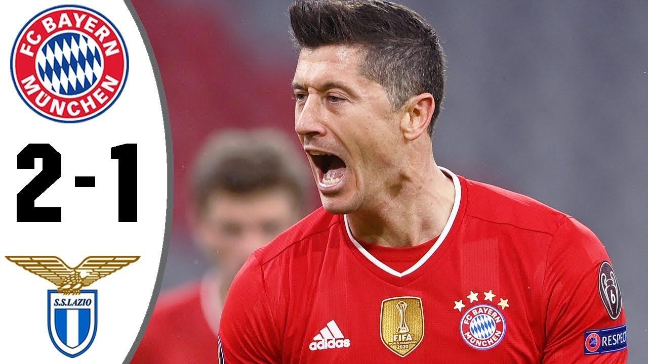 Bayern 2-1 Lazio: Chủ nhà dễ dàng vượt qua vòng 16 đội để tiến vào vòng loại trực tiếp