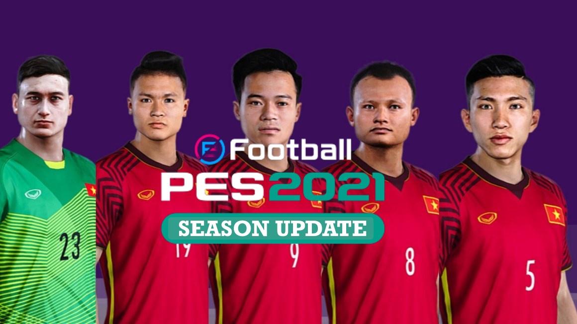ĐTQG Việt Nam và Viettel sẽ xuất hiện trong PES, game bóng đá nổi tiếng thế giới
