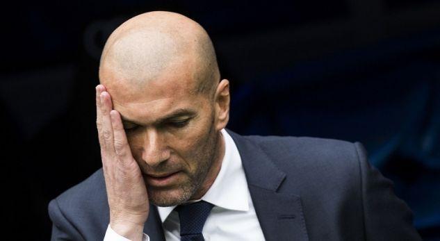 """HLV Zidane """"đau đầu"""" khi chỉ có 10 cầu thủ cho trận gặp Getafe"""