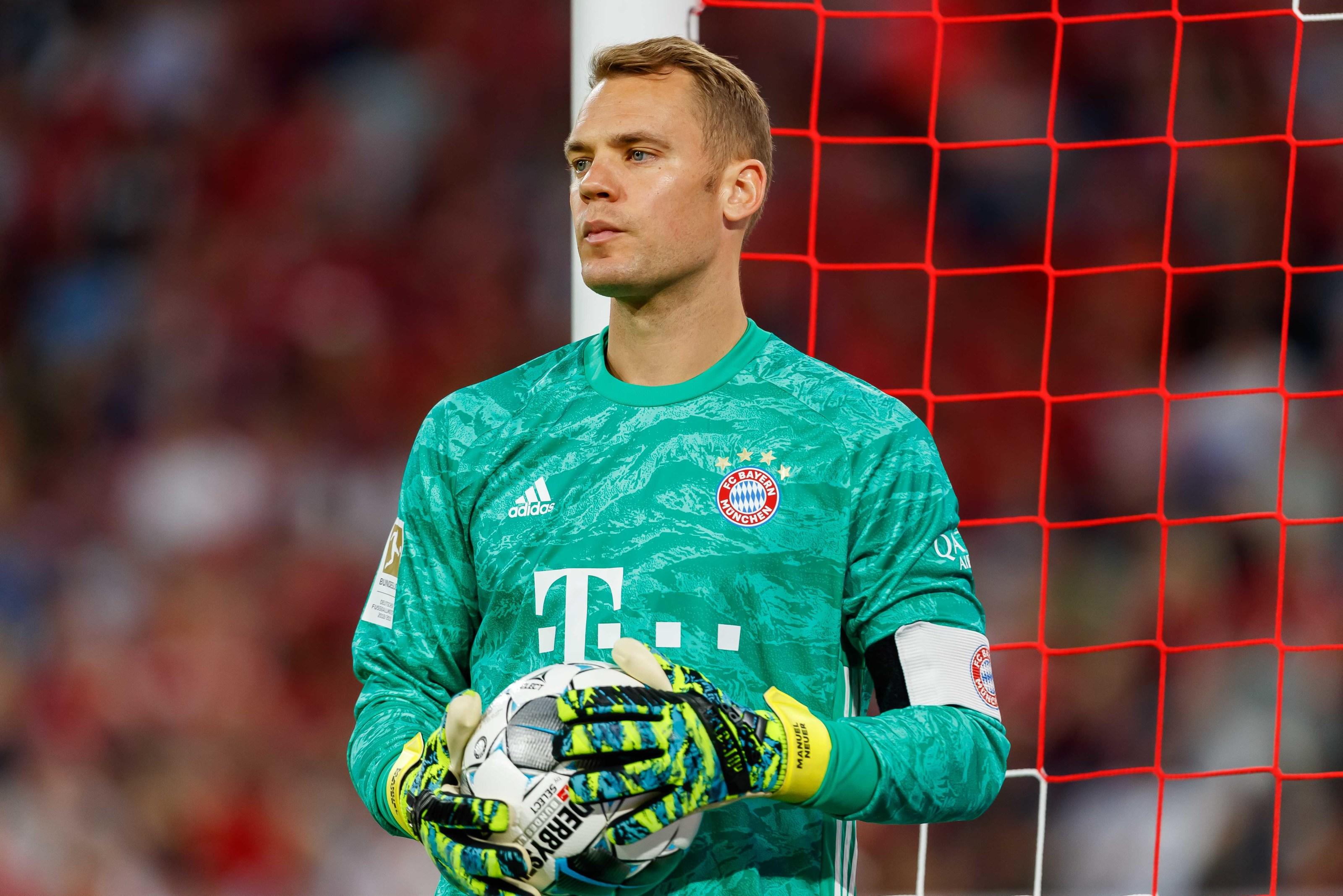 Manuel Neuer của Bayern Munich chia sẻ những thách thức của mùa giải này