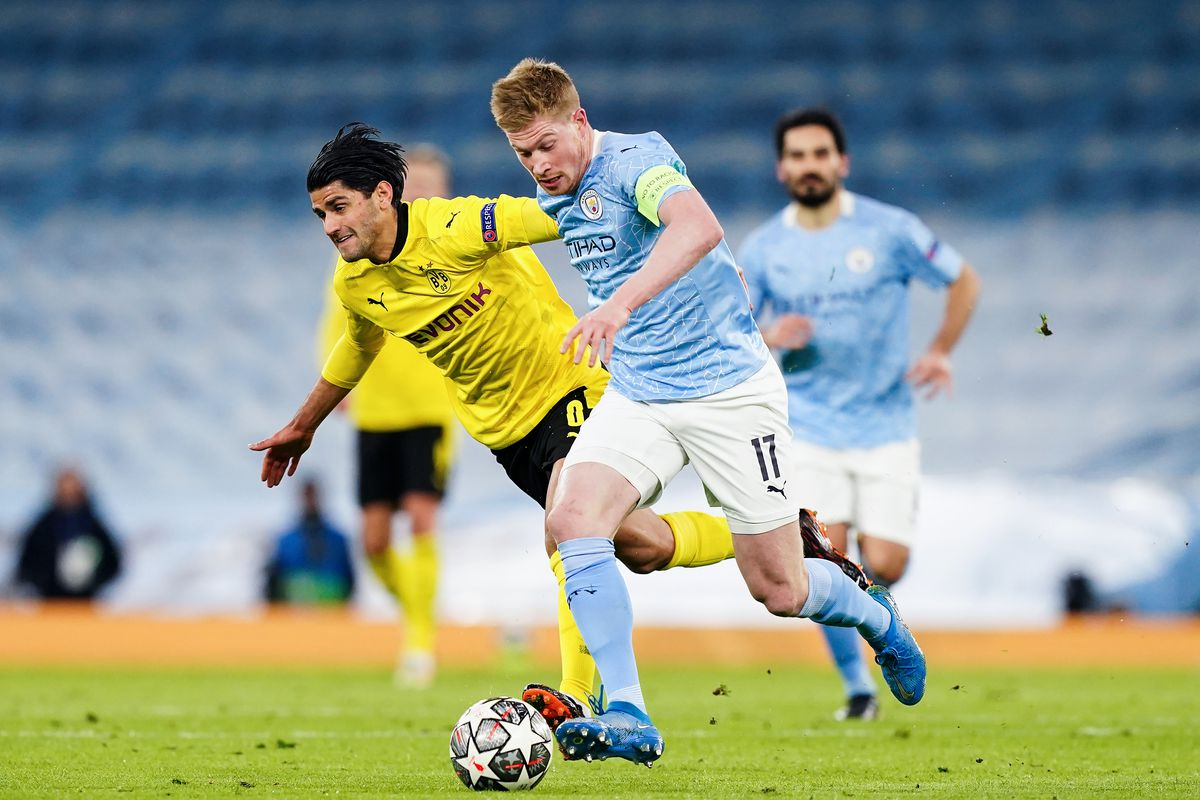 Borussia Dortmund chia tay Champions League, bất chấp nỗ lực ghi bàn của Jude Bellingham