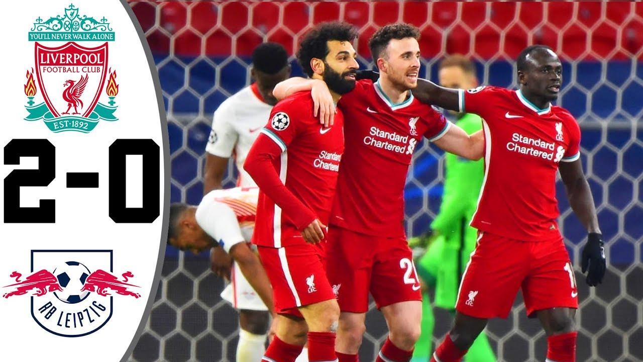 Liverpool 2-0 RB Leipzig: The Reds dễ dàng vượt qua RB Leipzig để tiến vào vòng tứ kết CL