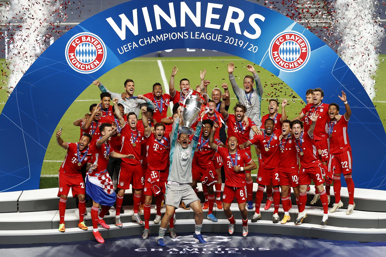 Bayern Munich có số lần vô địch Cúp C1 nhiều bất ngờ