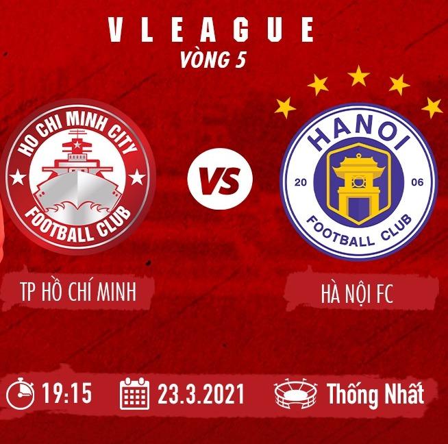 Nhận định CLB TP.HCM vs Hà Nội FC: Lịch sử sẽ sang trang mới?