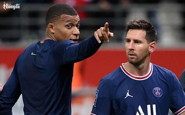 """Cựu cầu thủ Nicolas Anelka châm chọc: """"Messi phải phục vụ Mbappe ở PSG"""""""