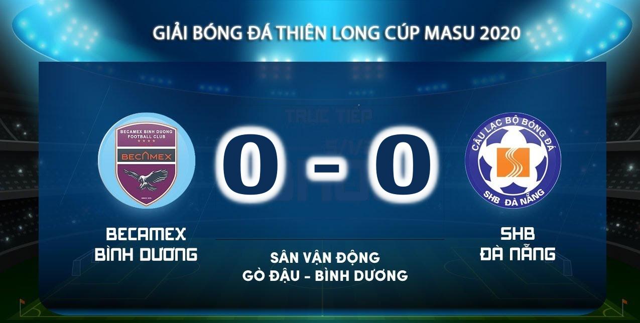 Hoà Bình Dương, SHB Đà Nẵng lên ngôi vô địch Thiên Long Cup 2020