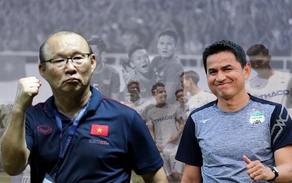 HLV Kiatisak sẽ thay HLV Park Hang Seo dẫn dắt ĐTQG Việt Nam?