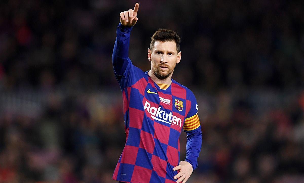 Messi đứng đầu top cầu thủ có mức thu nhập cao nhất thế giới