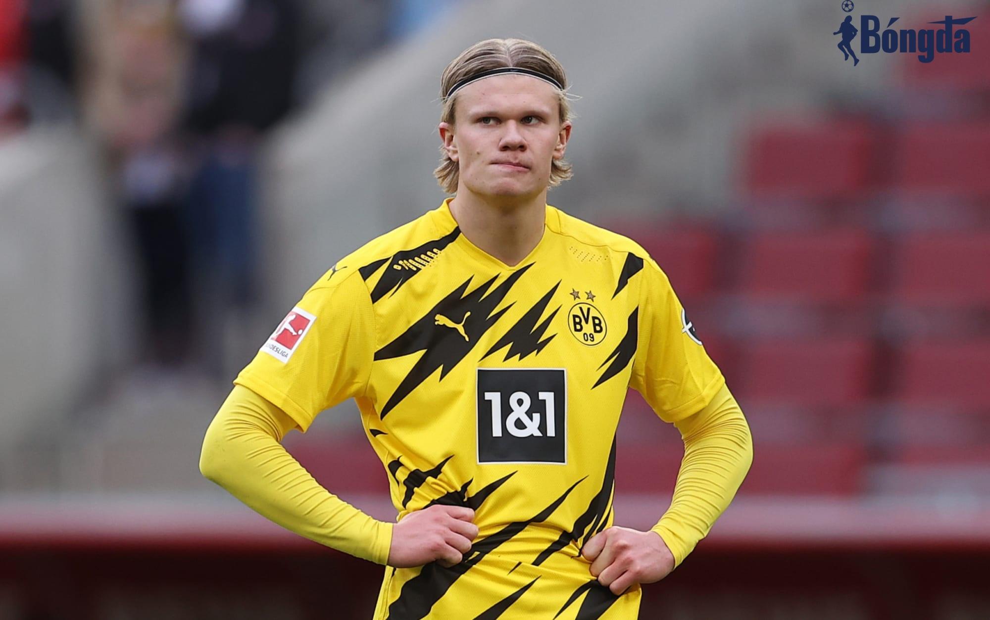 Vua phá lưới Champions League 2020/21: Erling Haaland dẫn đầu cuộc đua