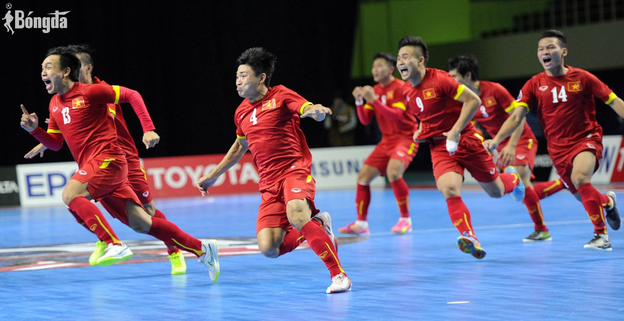 Âm tính với Covid-19, ĐT Futsal Việt Nam khẩn trương chuẩn bị cho World Cup 2021
