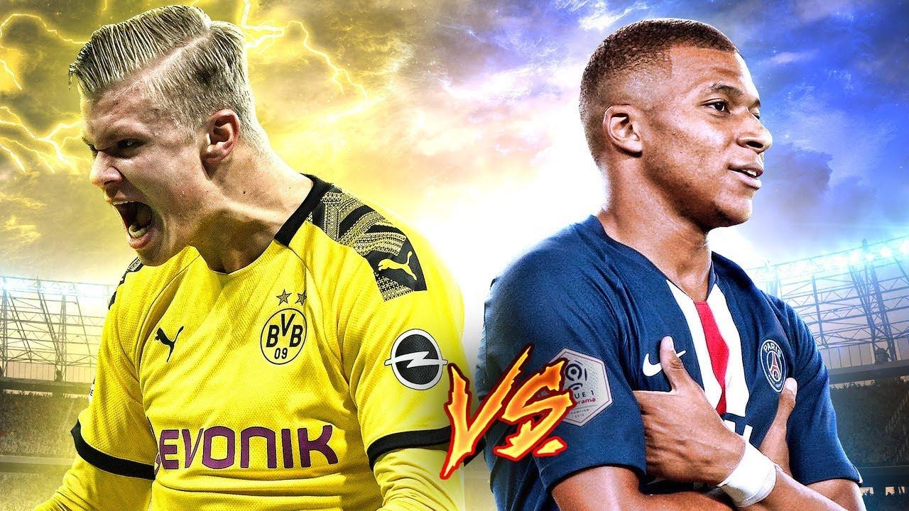 Kylian Mbappé và Erling Haaland xuất sắc đến mức nào?