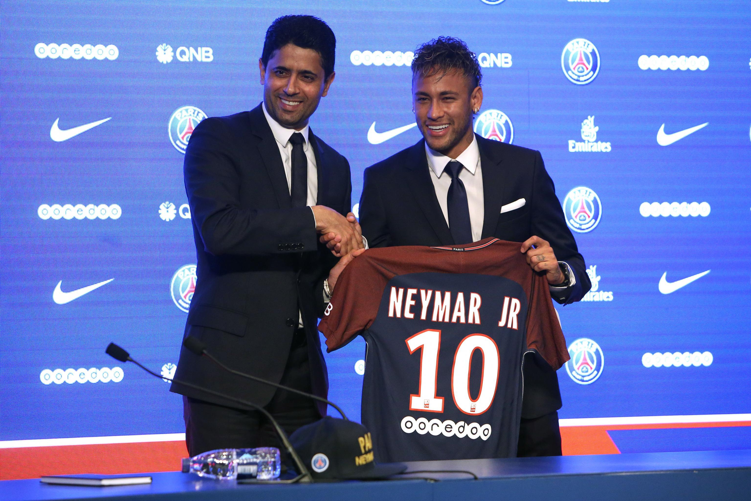 Neymar lên tiếng xác nhận ký hợp đồng mới với PSG