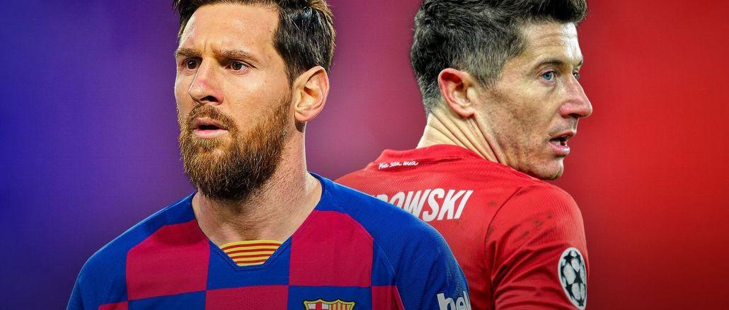 Robert Lewandowski và Lionel Messi khác biệt như thế nào trong mùa giải 2019/20?