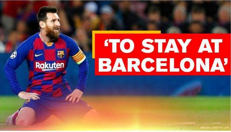 Marquez hy vọng Messi sẽ ở lại Barcelona