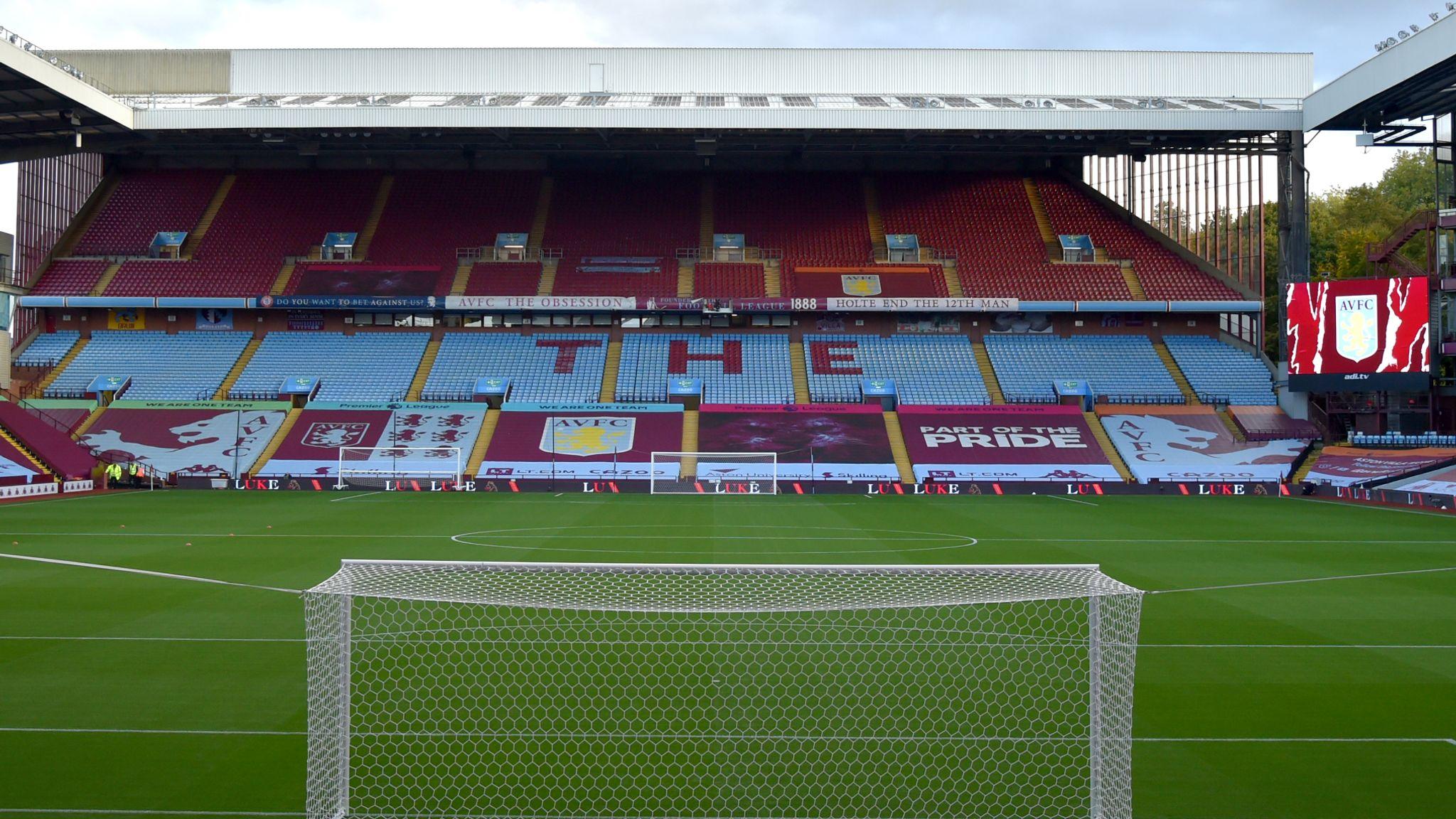 Trận đấu giữa Aston Villa vs Everton bị hoãn vì Covid-19