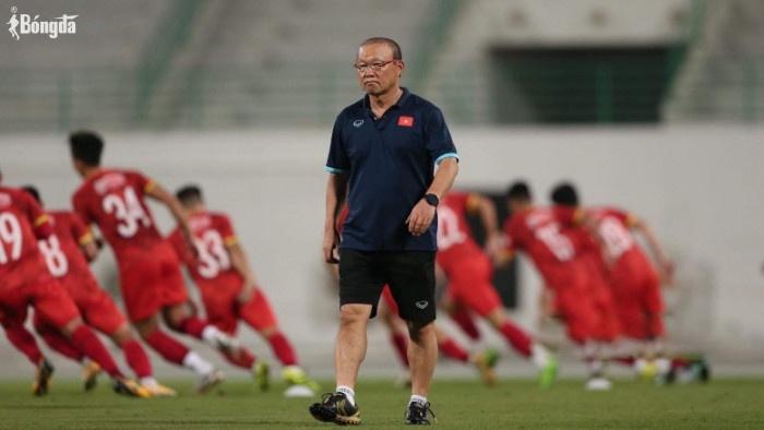 HLV Park Hang Seo chốt danh sách U22 Việt Nam, tự tin vòng loại U23 châu Á