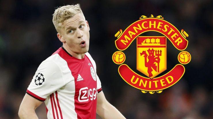 Ai sẽ là người kế tiếp gia nhập M.U sau Van de beek?