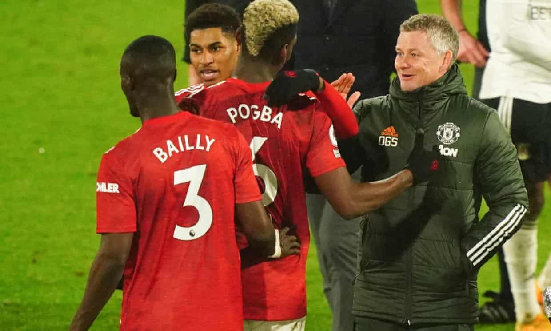 """""""Cậu ấy có thể làm mọi thứ"""": Solskjaer ca ngợi Pogba sau chiến thắng của Manchester United"""