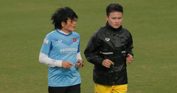 Sự thật về chấn thương của Quang Hải