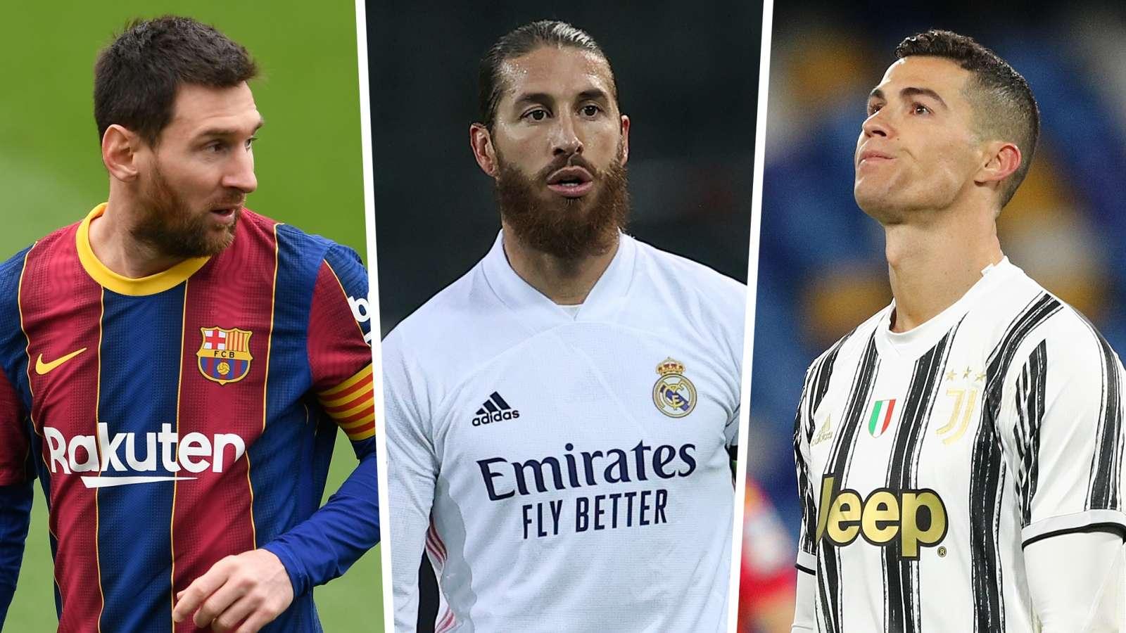"""""""Nếu bạn hỏi tôi, Messi hay Ronaldo, tôi sẽ chọn Ramos"""" - Bailly giành hết lời khen ngợi cho hậu vệ của Real Madrid"""