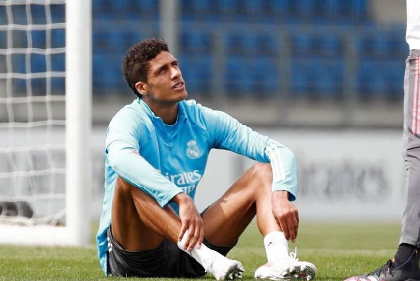 Varane bị loại khỏi trận bán kết lượt về  giữa Real Madrid với Chelsea