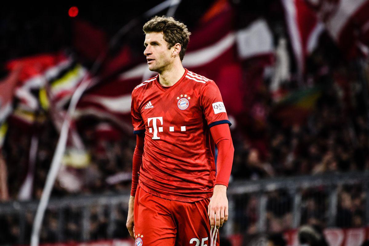 Thomas Müller đang sẵn sàng hơn bao giờ hết để đưa Đội tuyển Đức trở lại