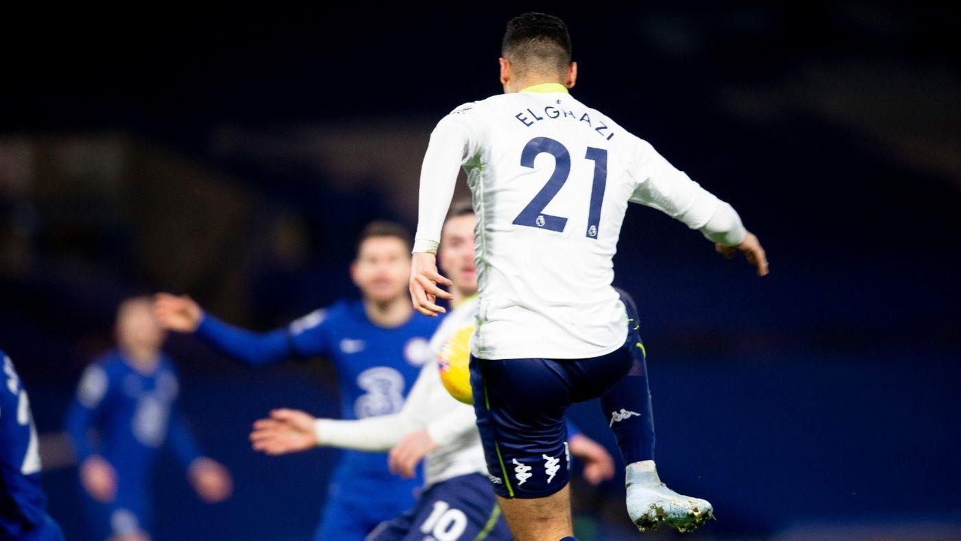 El Ghazi nối dài chuỗi trận bất bại của Aston Villa