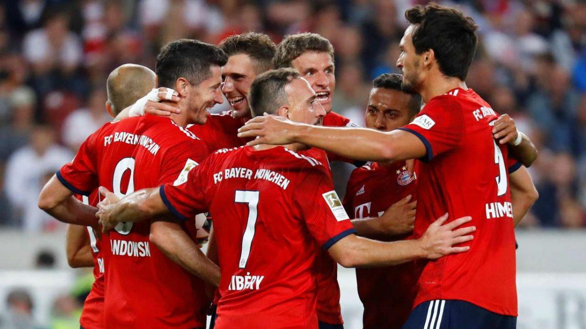 Những đối thủ tiềm năng của Bayern Munich tại Champions League:  Paris Saint-Germain hay Manchester City