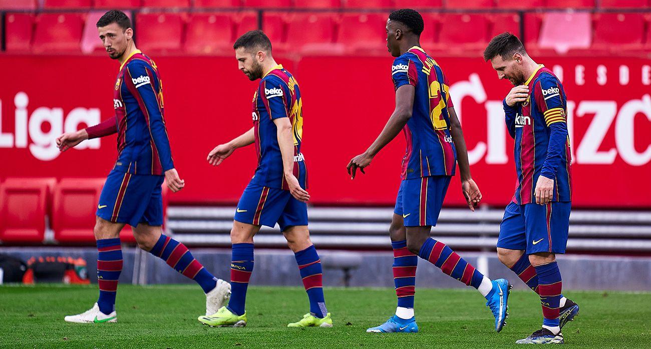 Barca cần bao nhiêu điểm bước vào vòng bán kết Cúp C1?