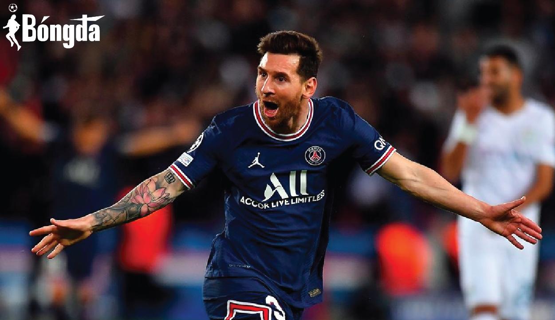 Messi lập siêu phẩm đầu tiên, giúp PSG hạ gục Man City