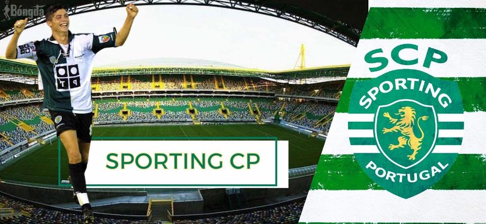 Sporting Lisbon - Cái nôi sản sinh ra siêu sao hàng đầu Cristiano Ronaldo